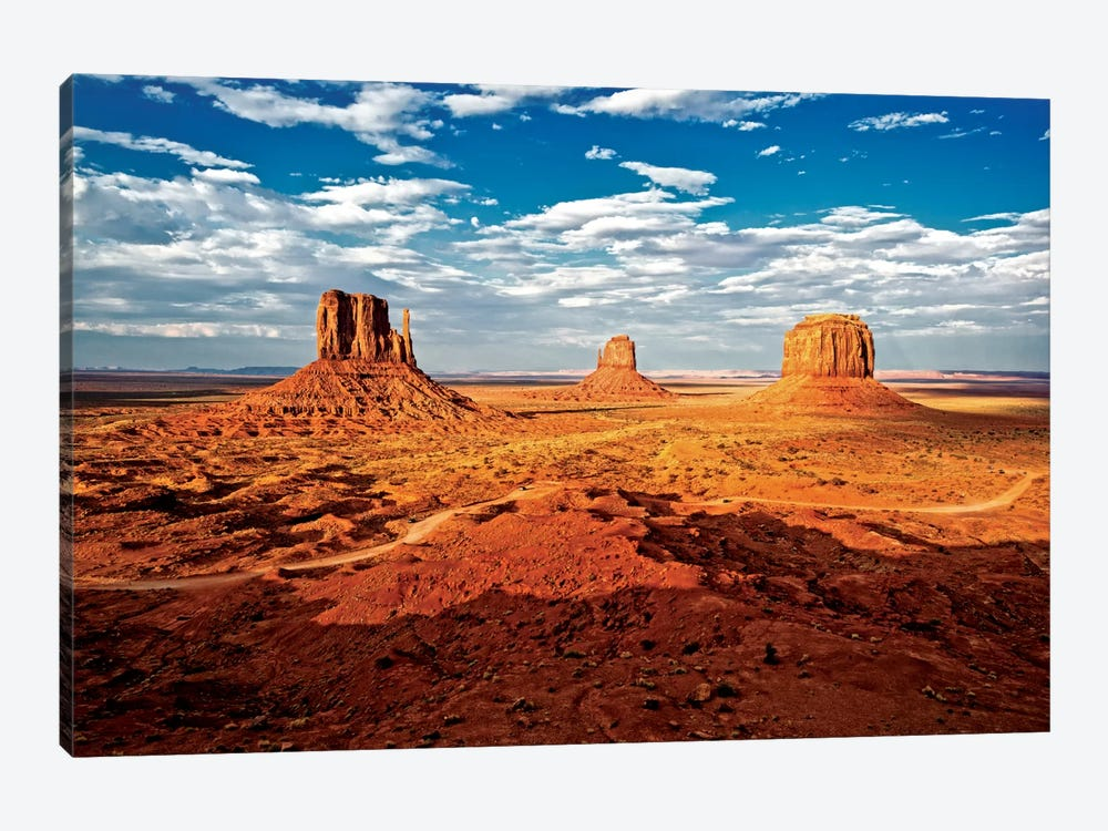 Monument Valley I by Philippe Hugonnard 1-piece Art Print