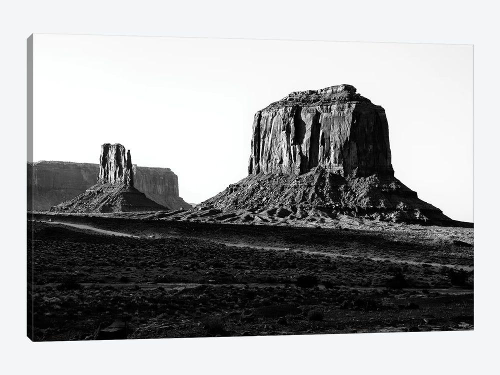 Black Arizona Series - Merrick Butte Monument Valley by Philippe Hugonnard 1-piece Canvas Art Print