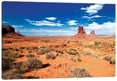 Monument Valley II Canvas Art Print