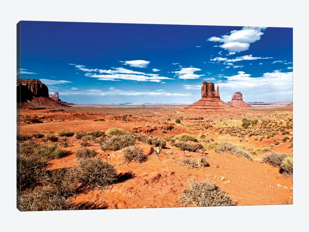 Monument Valley II by Philippe Hugonnard 1-piece Canvas Art