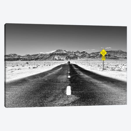 Rough Road, 45 MPH Canvas Print #PHD168} by Philippe Hugonnard Art Print
