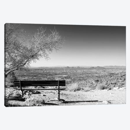 Black Arizona Series - View Of Phoenix Canvas Print #PHD1697} by Philippe Hugonnard Canvas Art Print