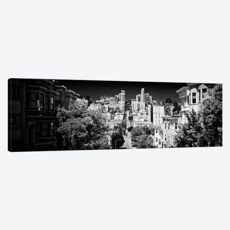 San Francisco 3-Piece Canvas #PHD169} by Philippe Hugonnard Art Print