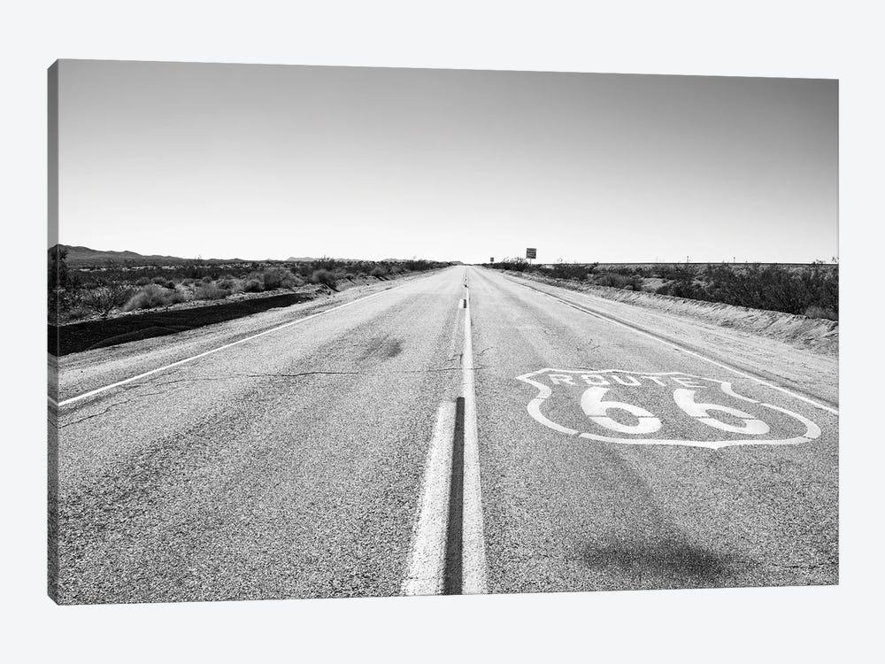 Black Arizona Series - Amazing Route 66 by Philippe Hugonnard 1-piece Canvas Print