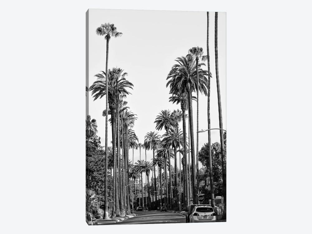 Black California Series - Los Angeles Downtown by Philippe Hugonnard 1-piece Art Print