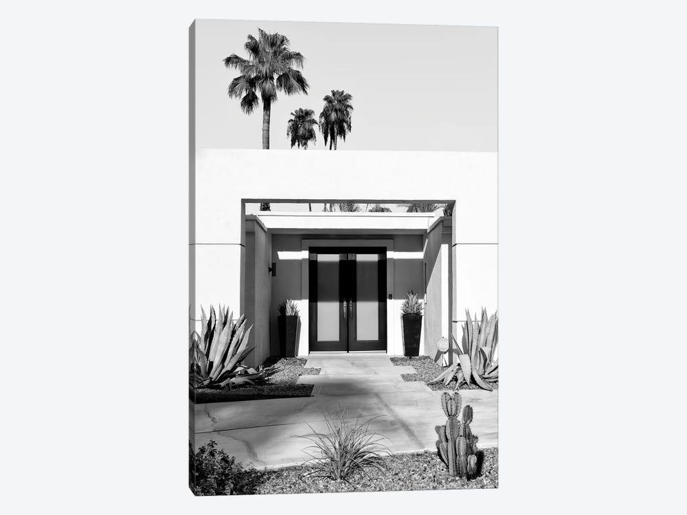 Black California Series - Desert Modernism Palm Springs by Philippe Hugonnard 1-piece Art Print