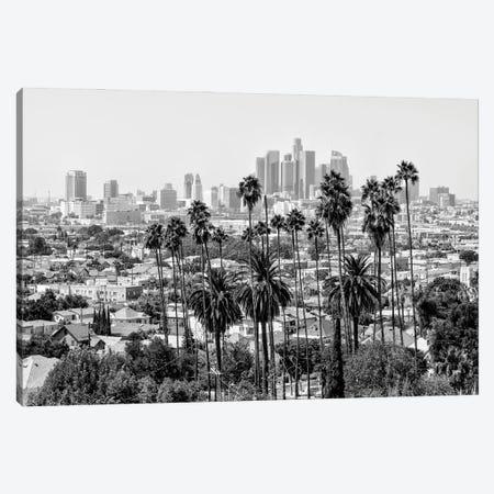 Black California Series - Los Angeles Canvas Print #PHD1740} by Philippe Hugonnard Canvas Art