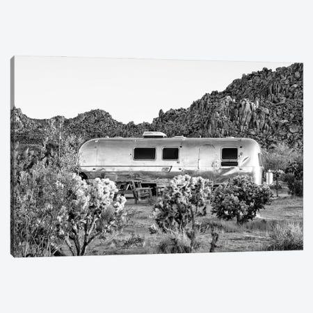 Black California Series - Airstream Life Canvas Print #PHD1741} by Philippe Hugonnard Canvas Artwork