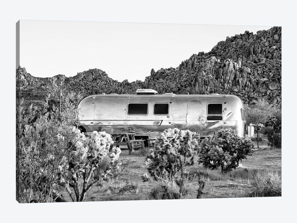 Black California Series - Airstream Life by Philippe Hugonnard 1-piece Canvas Art