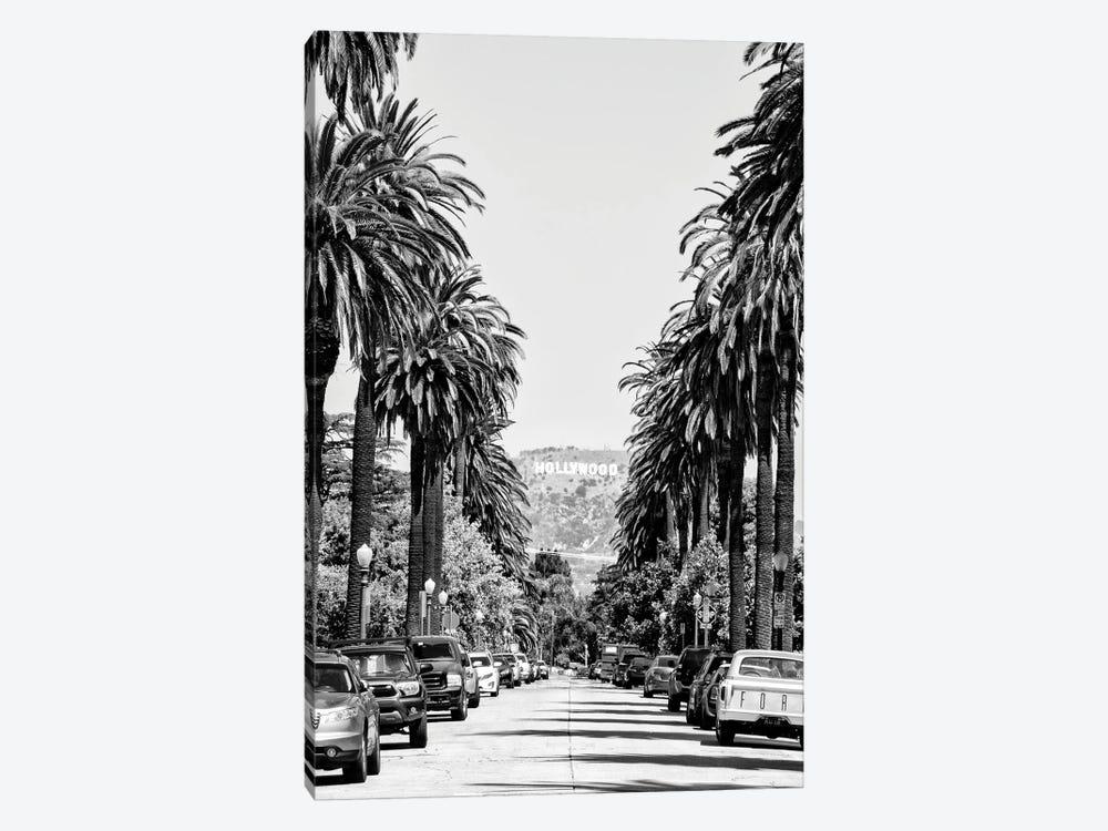 Black California Series - Downtown Los Angeles by Philippe Hugonnard 1-piece Art Print