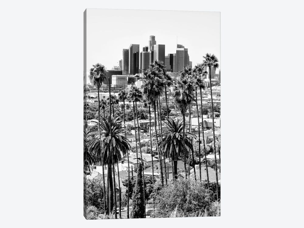Black California Series - L.A by Philippe Hugonnard 1-piece Canvas Wall Art