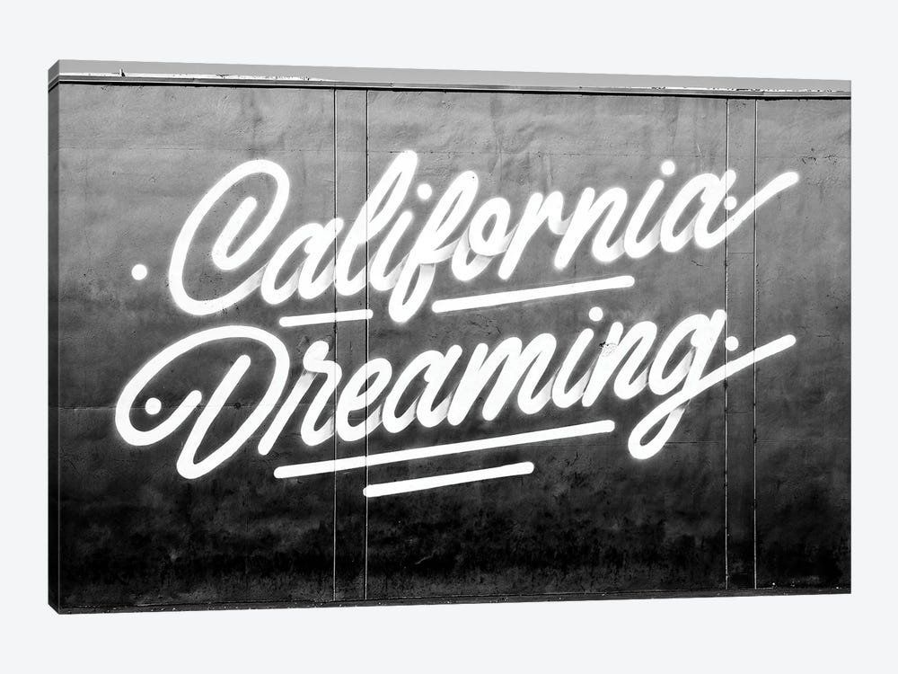 Black California Series - Dreaming by Philippe Hugonnard 1-piece Canvas Art