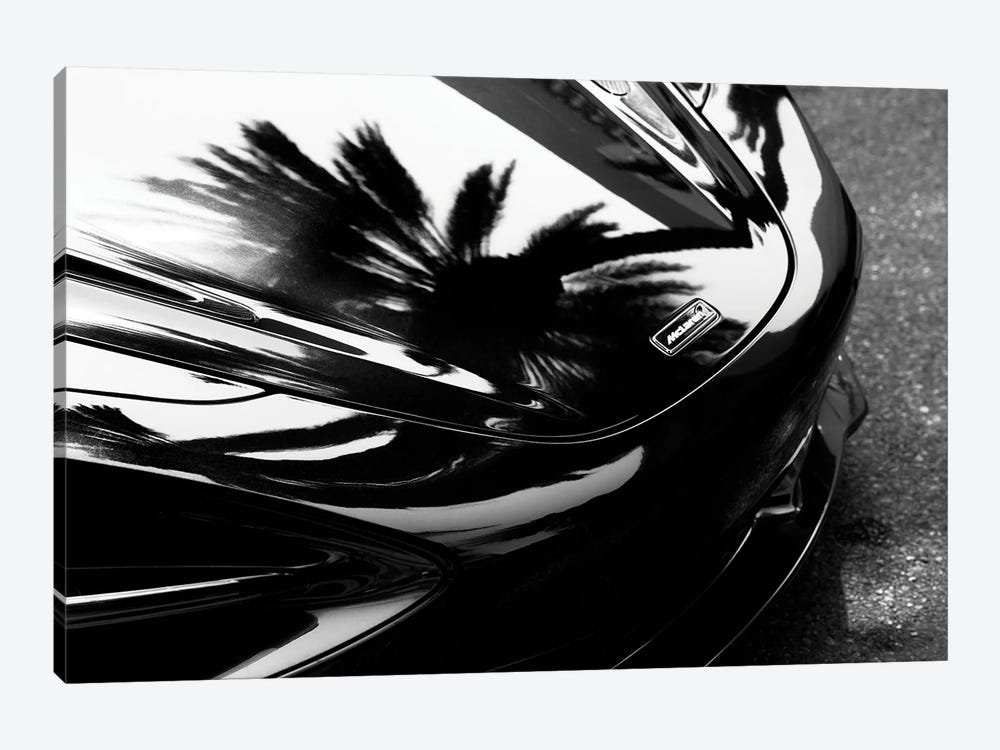 Black California Series - McLaren by Philippe Hugonnard 1-piece Art Print