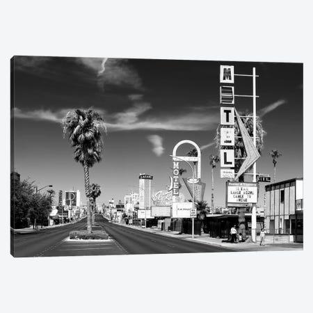 Black Nevada Series - Vintage Las Vegas Canvas Print #PHD1908} by Philippe Hugonnard Canvas Artwork