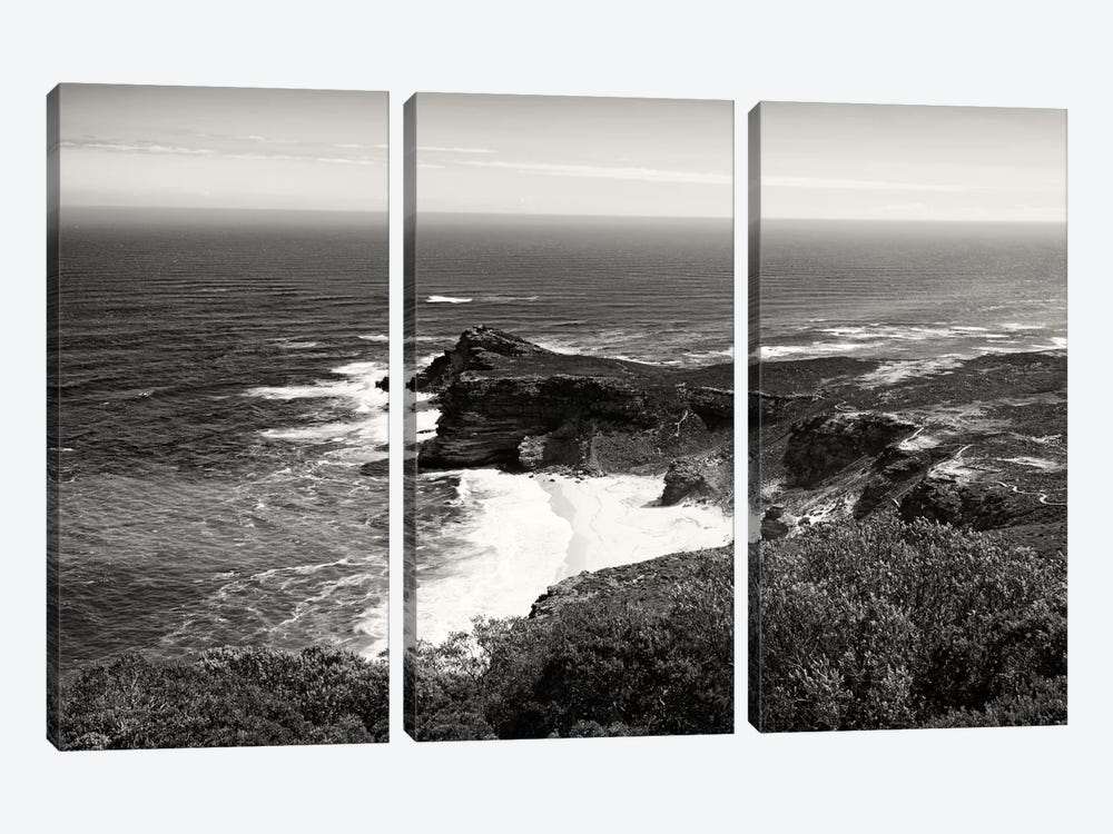 Cape of Good Hope by Philippe Hugonnard 3-piece Canvas Art