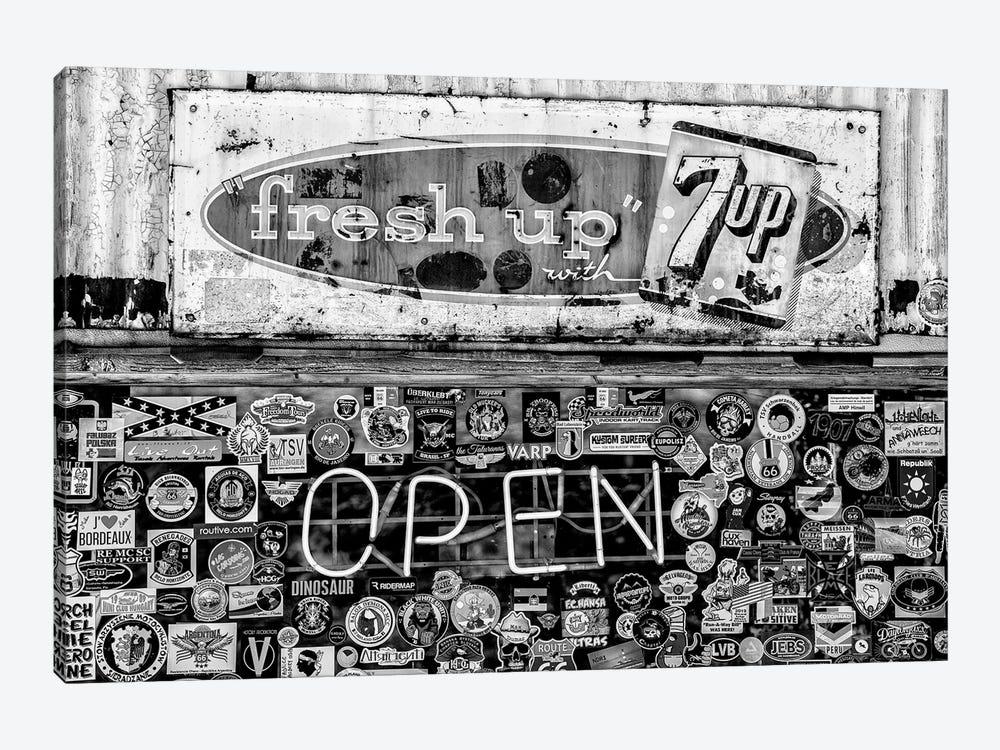 Black Nevada Series - Fresh Up by Philippe Hugonnard 1-piece Canvas Wall Art