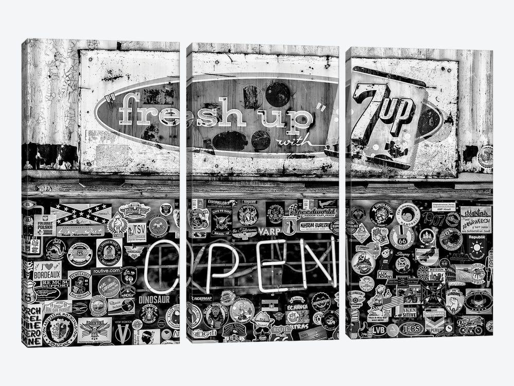 Black Nevada Series - Fresh Up by Philippe Hugonnard 3-piece Canvas Art