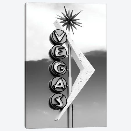 Black Nevada Series - Vegas Canvas Print #PHD1930} by Philippe Hugonnard Canvas Print