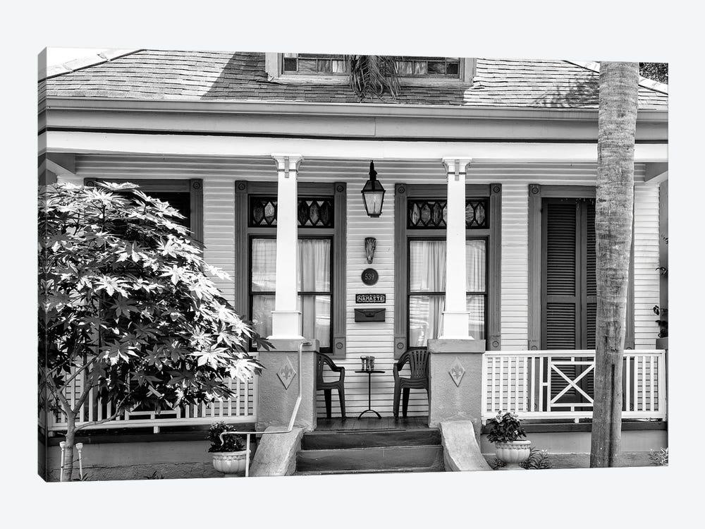 Black NOLA Series - Historic Home by Philippe Hugonnard 1-piece Art Print