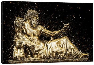 Golden - Ancient Rome Canvas Art Print
