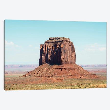 American West - Monument Valley Utah Canvas Print #PHD2058} by Philippe Hugonnard Canvas Art