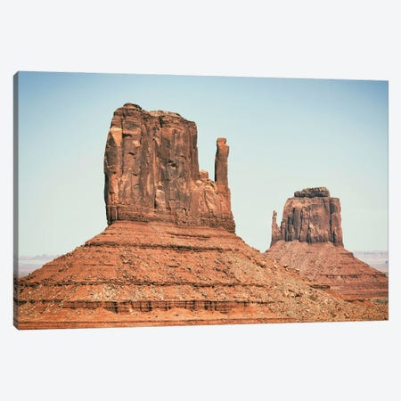 American West - Red Buttes Canvas Print #PHD2081} by Philippe Hugonnard Canvas Art Print