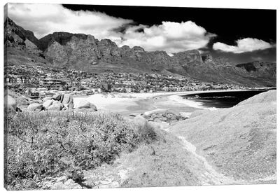 Awesome South Africa Series: The Twelve Apostles, Camps Bay  Canvas Print #PHD213