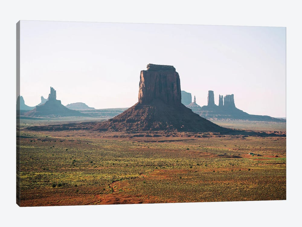 American West - Monument Valley Viii by Philippe Hugonnard 1-piece Canvas Art