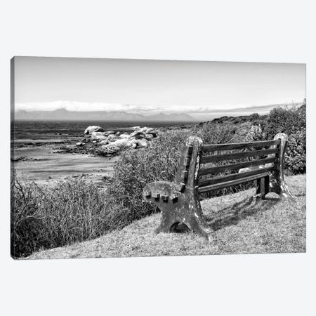 View Point Bench Canvas Print #PHD216} by Philippe Hugonnard Canvas Wall Art