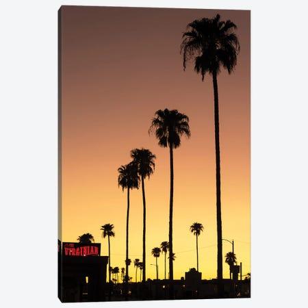 American West - Sunset Shadows Canvas Print #PHD2294} by Philippe Hugonnard Canvas Print
