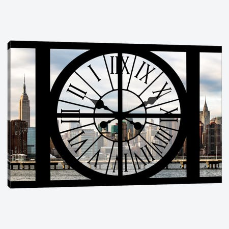 Manhattan View Canvas Print #PHD268} by Philippe Hugonnard Canvas Artwork