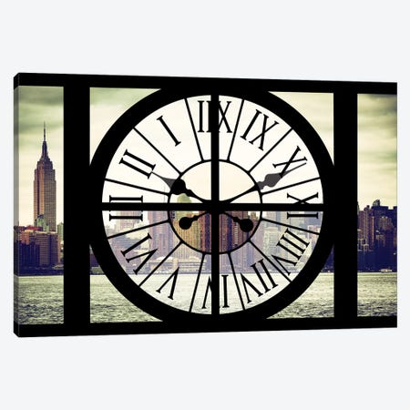New York View Canvas Print #PHD269} by Philippe Hugonnard Canvas Wall Art