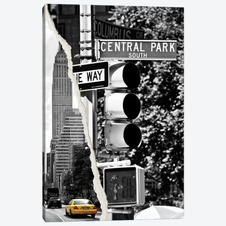 New York City Canvas Print #PHD26} by Philippe Hugonnard Canvas Art Print