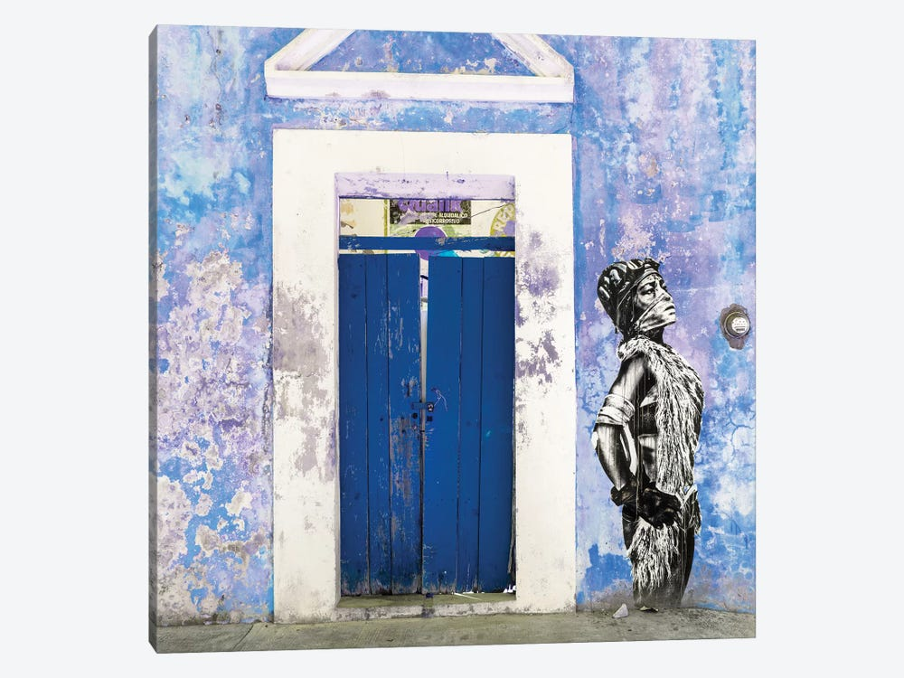 Soldier Of The Door I by Philippe Hugonnard 1-piece Canvas Wall Art