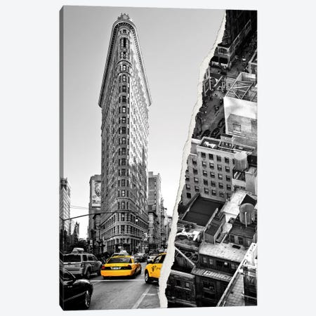 NYC Buildings Canvas Print #PHD29} by Philippe Hugonnard Canvas Art