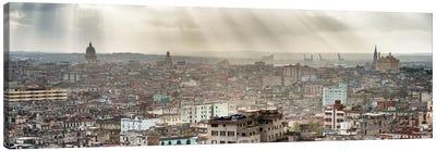 Rays Of Light On Havana II Canvas Art Print