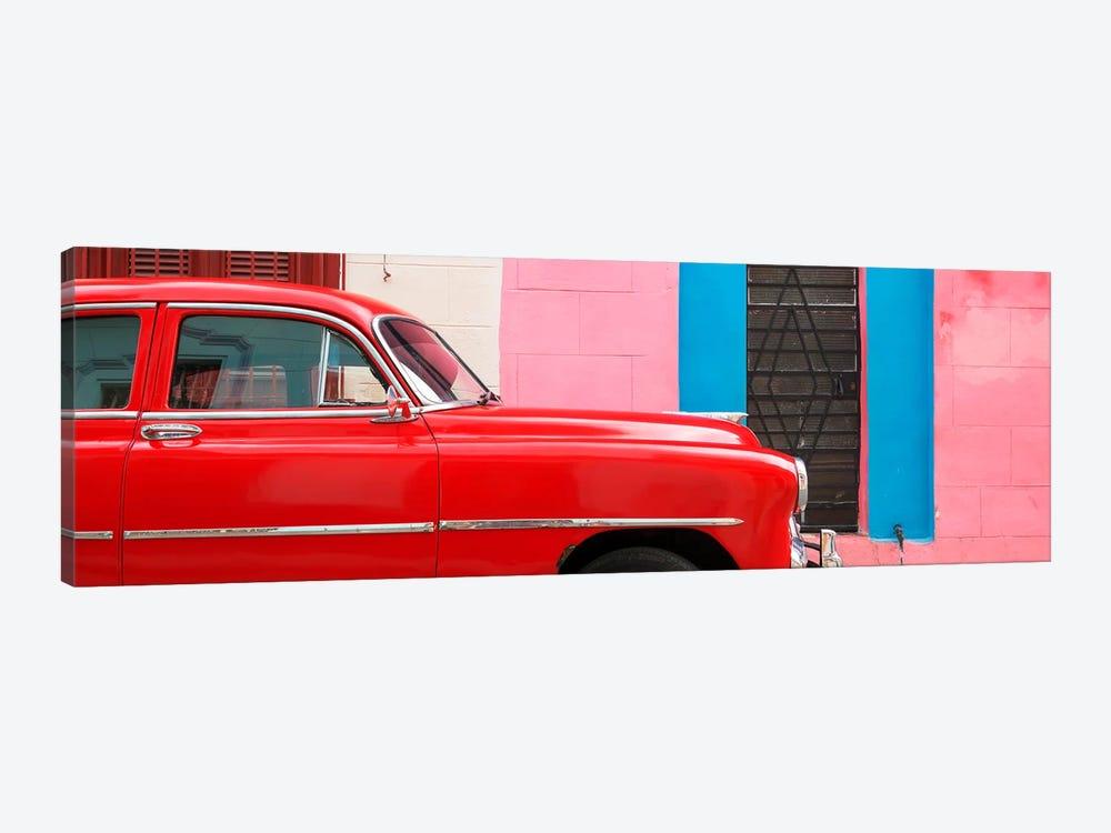 Red Chevy in Havana by Philippe Hugonnard 1-piece Art Print