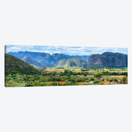 Vinales Valley Canvas Print #PHD363} by Philippe Hugonnard Art Print