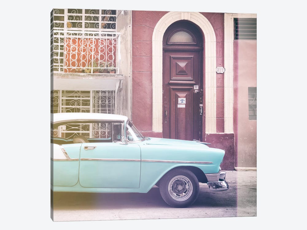 Classic Car in Havana by Philippe Hugonnard 1-piece Canvas Artwork