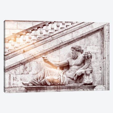 Roman Statue Canvas Print #PHD380} by Philippe Hugonnard Canvas Art Print