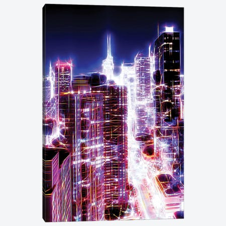 42nd Street Canvas Print #PHD387} by Philippe Hugonnard Canvas Artwork