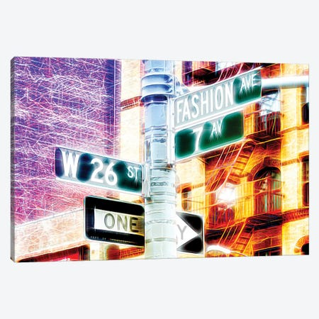 7th Avenue Canvas Print #PHD388} by Philippe Hugonnard Canvas Art Print