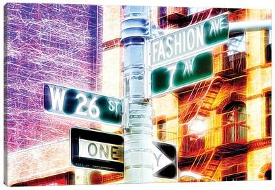 7th Avenue Canvas Art Print