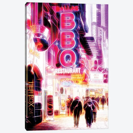 BBQ Canvas Print #PHD391} by Philippe Hugonnard Canvas Artwork