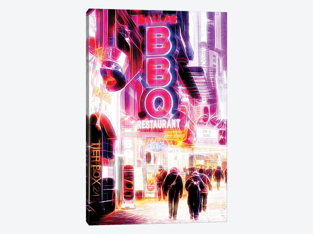 BBQ by Philippe Hugonnard 1-piece Canvas Art