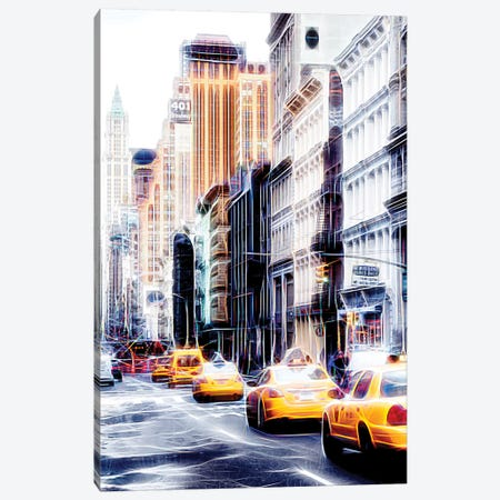 Broadway 401 Canvas Print #PHD396} by Philippe Hugonnard Canvas Print