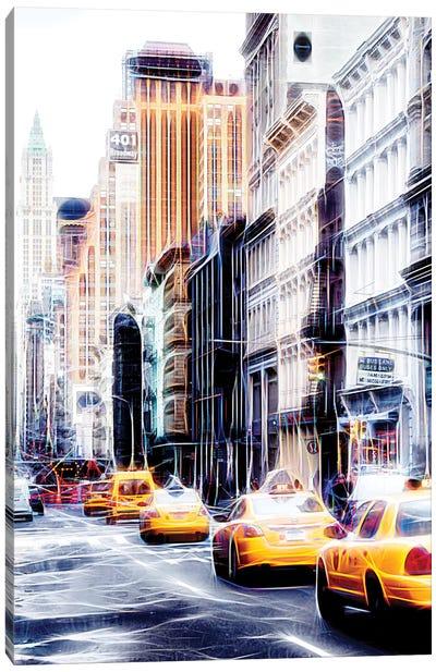 Broadway 401 Canvas Art Print