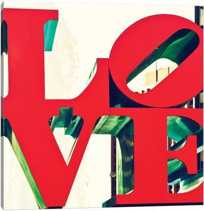 LOVE Canvas Print #PHD39