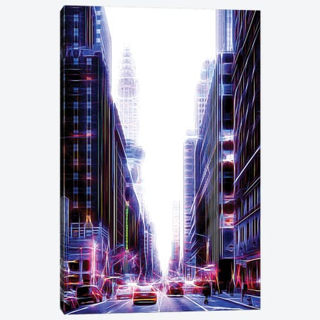 Dazzling Canvas Print #PHD402} by Philippe Hugonnard Canvas Art