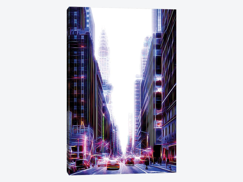 Dazzling by Philippe Hugonnard 1-piece Canvas Print